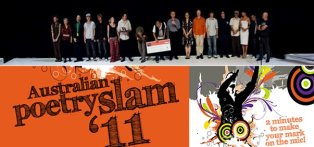Australian Poetry Slam, National Final 2011