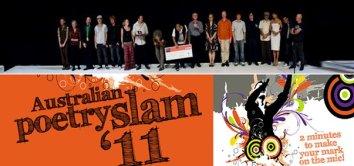 Australian Poetry Slam, National Final 2011