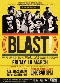 Blast, Canberra Theatre Centre 2011