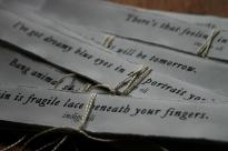 poetic fortunes, indigo eli