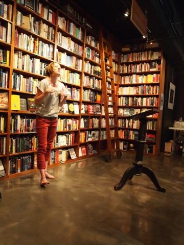 paroxysm press border cross slam, embiggin books melbourne, 2012, photo: royce kurmelovs