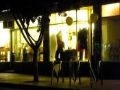 it's the small things, poetic street art, indigo eli, 2011