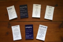 poetry magnets indigo eli 7 designs