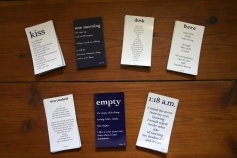poetry magnets indigo eli 6 designs