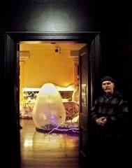 NEST Residency and Showing, indigo eli photo: indigo eli