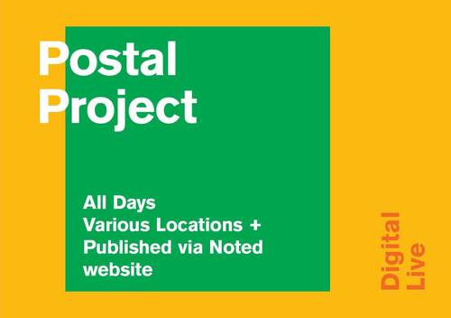 postal project title image
