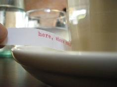 poetic fortune, Australian Poetry Cafe Poets Residency