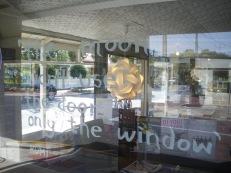 rumi window quote, Australian Poetry Cafe Poets residency